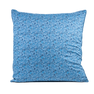 Image of Pillow cover mw Libertys Emma And Georgina Indigo from Bon Dep Essentials