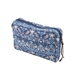 Image of Pouch small mw Liberty  Strawberry Thief from Bon Dep Essentials