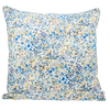 Image of Pillow cover mw Liberty FeldaLinenBlue from Bon Dep Essentials
