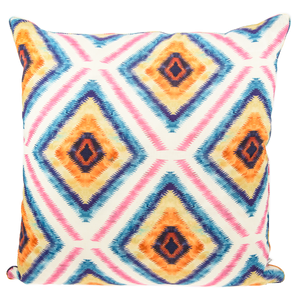 Image of Pillow cover mw Liberty Geo JeweliLinen from Bon Dep Essentials