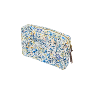Image of Pouch small mw Liberty FeldaBlue from Bon Dep Essentials