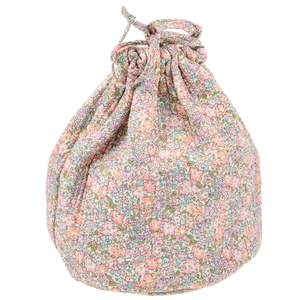 Image of Pouch round mw Liberty MichellePink from Bon Dep Essentials