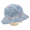 Image of Bucket-hat mw Liberty StrawberryThiefBlue from Bon Dep Essentials