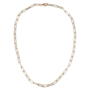 Image of Emilia Thick chain necklace 40 cm from Emilia by Bon Dep