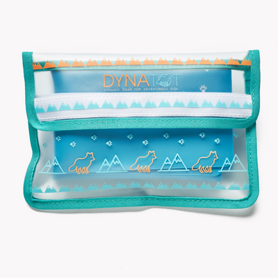 TAKE-ALONG BABY FEEDING SET