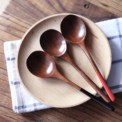 KIDS WOODEN SPOON