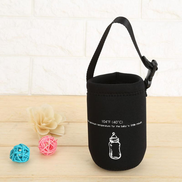 PORTABLE QUICKLY BABY FEEDING BOTTLE FOOD MILK
