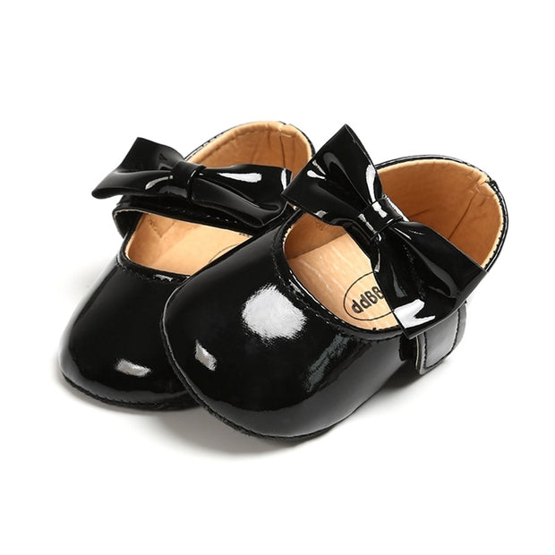 BABY PRINCESS PU-LEATHER SHOES