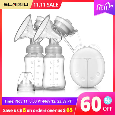 ELECTRIC BREAST PUMP BREASTFEEDING ACCESSORIES