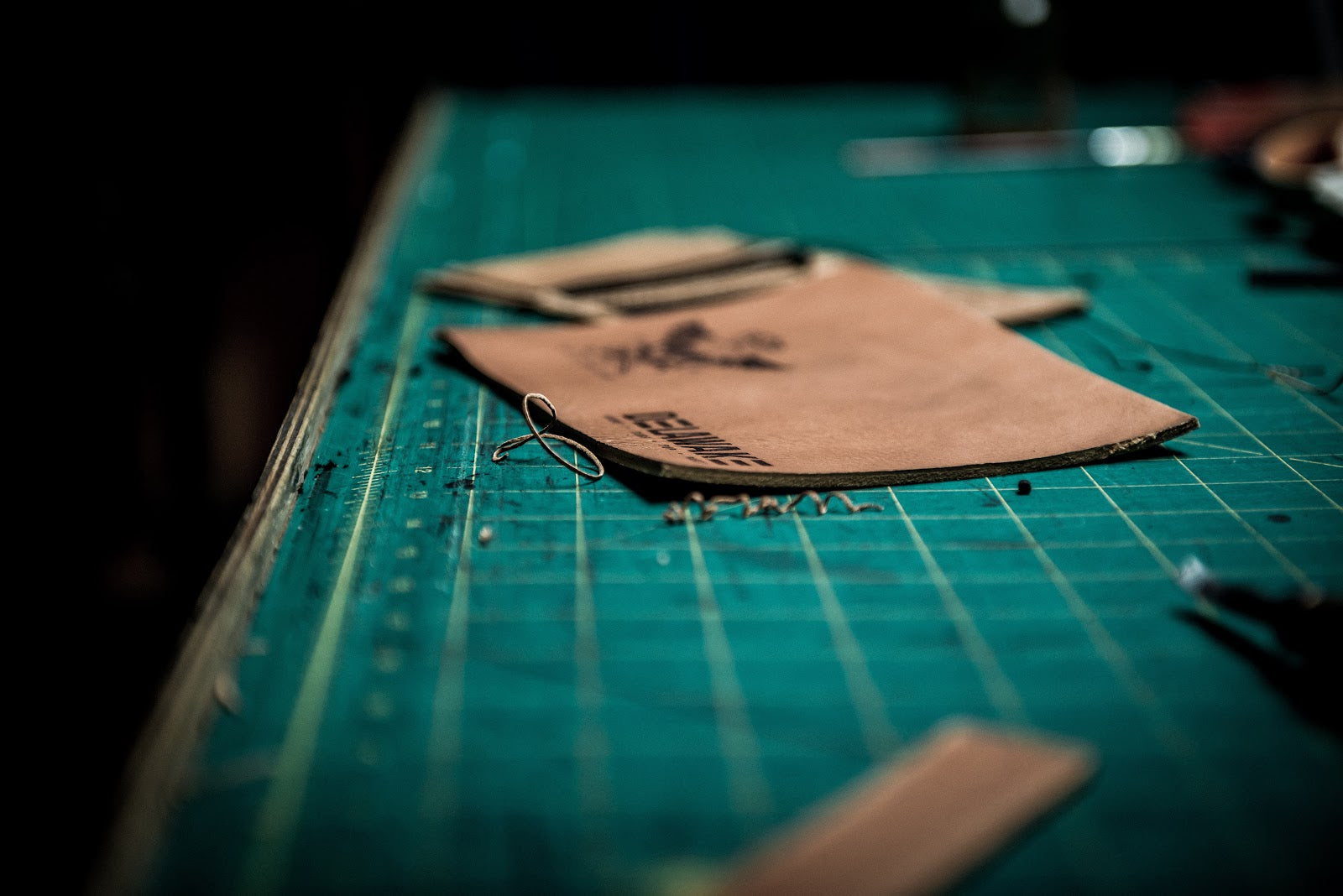 How Are Leather Wallets Made?