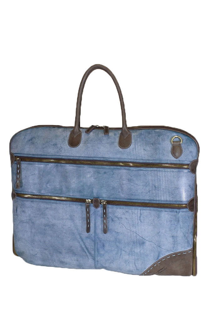 Terrida Ghost Geronimo Travel Garment Bag in Blue
