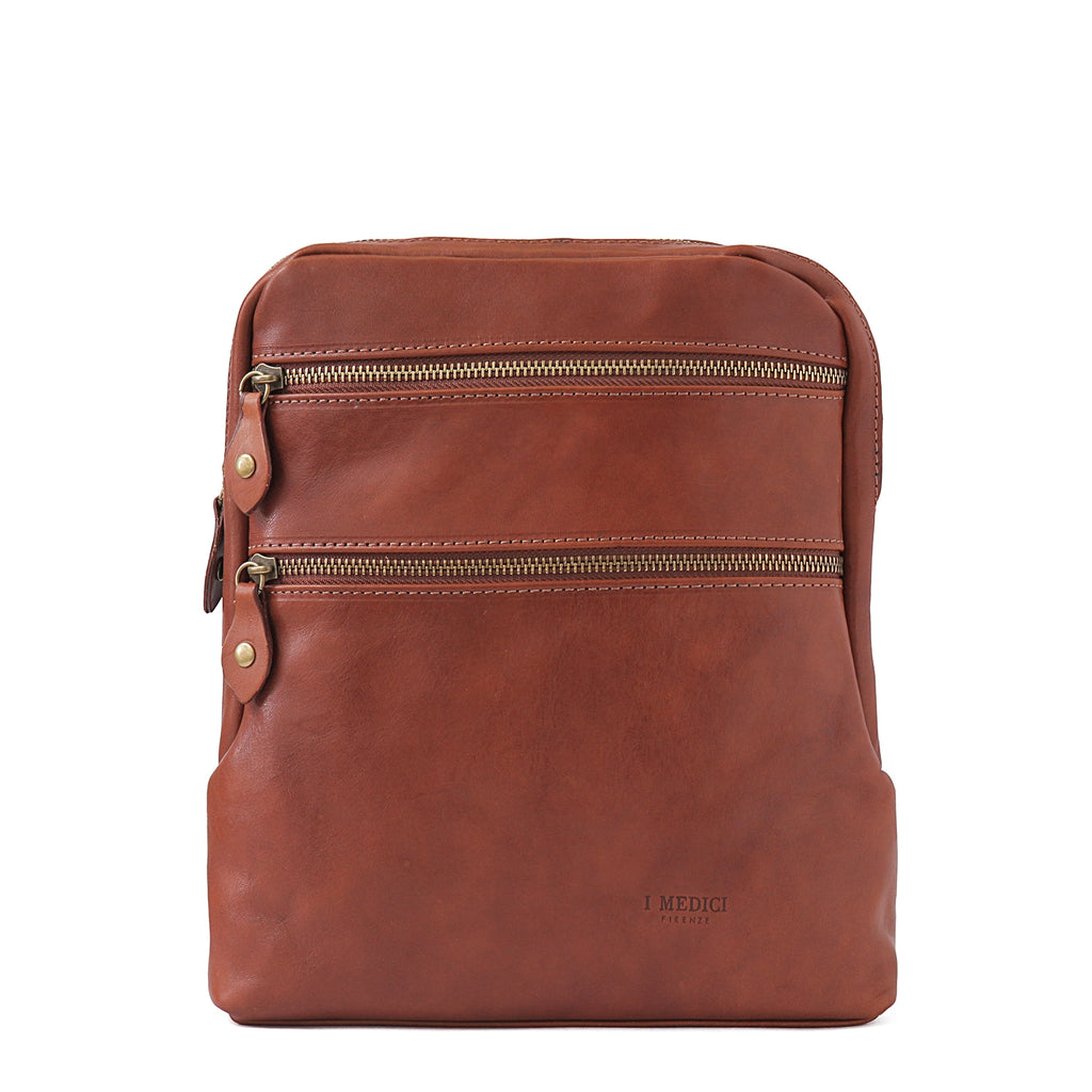I Medici Como Crossbody Bag in Brown