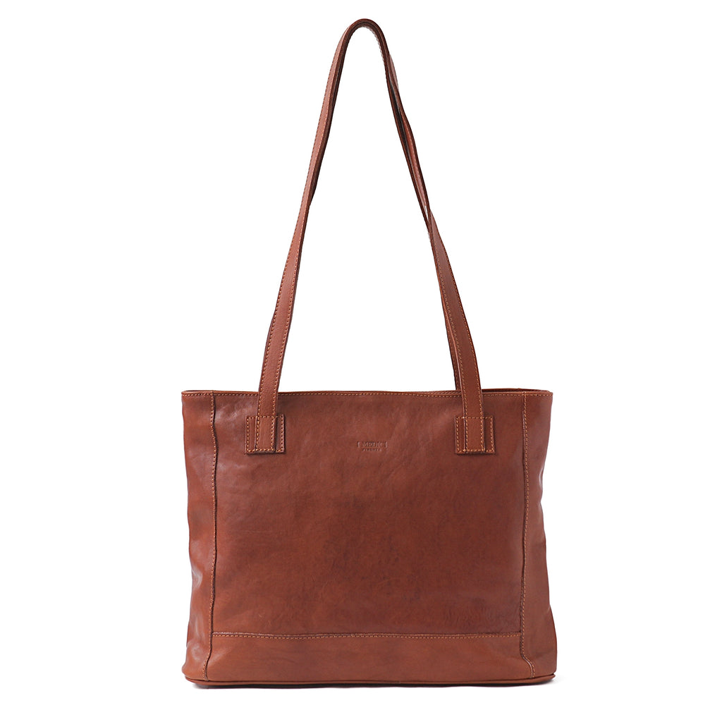 I Medici Pavia Large Tote Bag in Brown