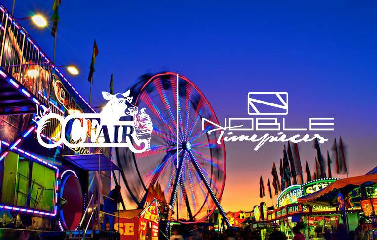 23 Days at the OC Fair