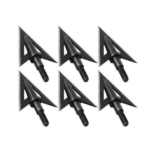 2-Blade Screw-In Broadheads