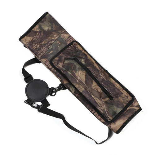 Camouflage Back Quiver