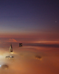 NYC Fog Early