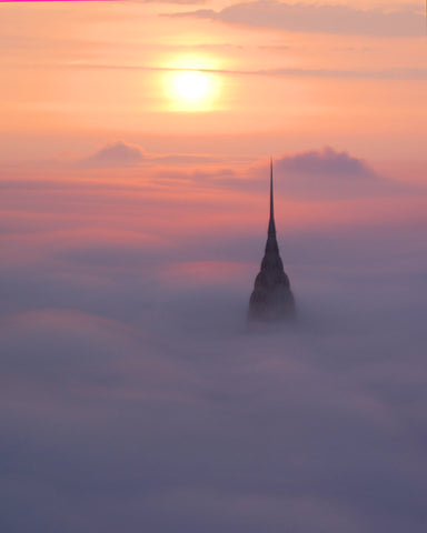 NYC Fog Chrysler