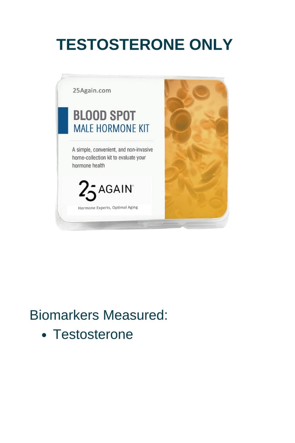 Male Testosterone Kit