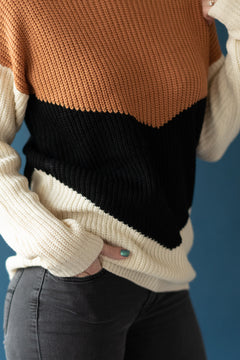 Chevy Neutral Sweater