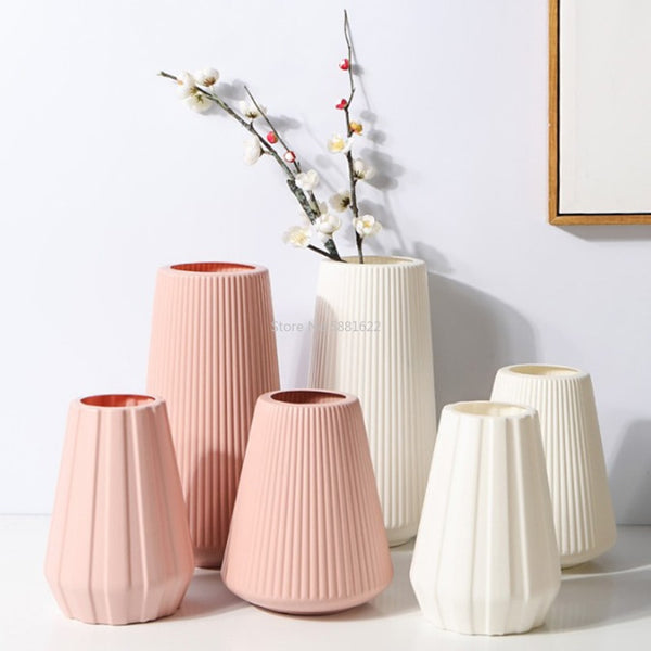 Elegant Anti-ceramic Vases