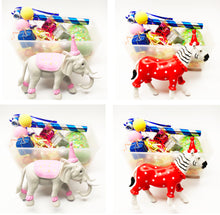 Load image into Gallery viewer, Party Animal Party Favor set of 4