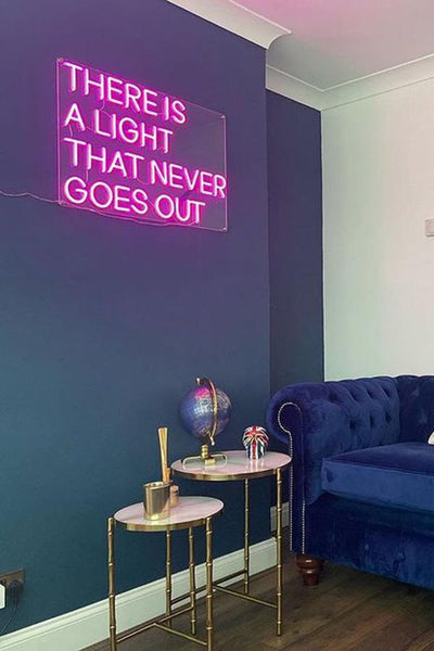 What It Takes To Customise Neon Signs