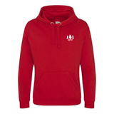 "Red ""CITY"" Heavy Hoody"