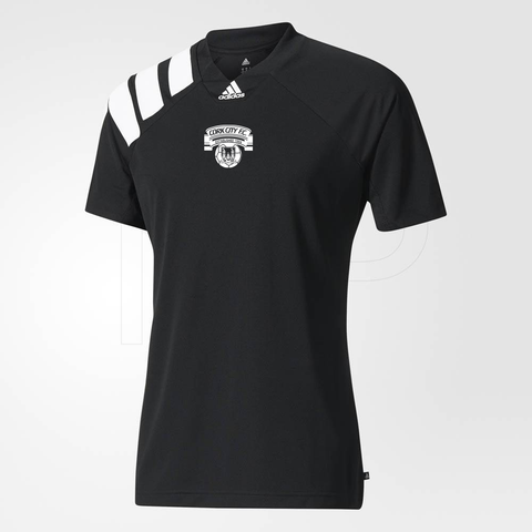 Black adidas Retro Shirt