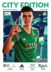 [PRINT VERSION] - vs Shamrock Rovers (Volume 37, Issue 6)