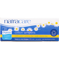 Load image into Gallery viewer, Natracare Organic Tampons (No Applicator)