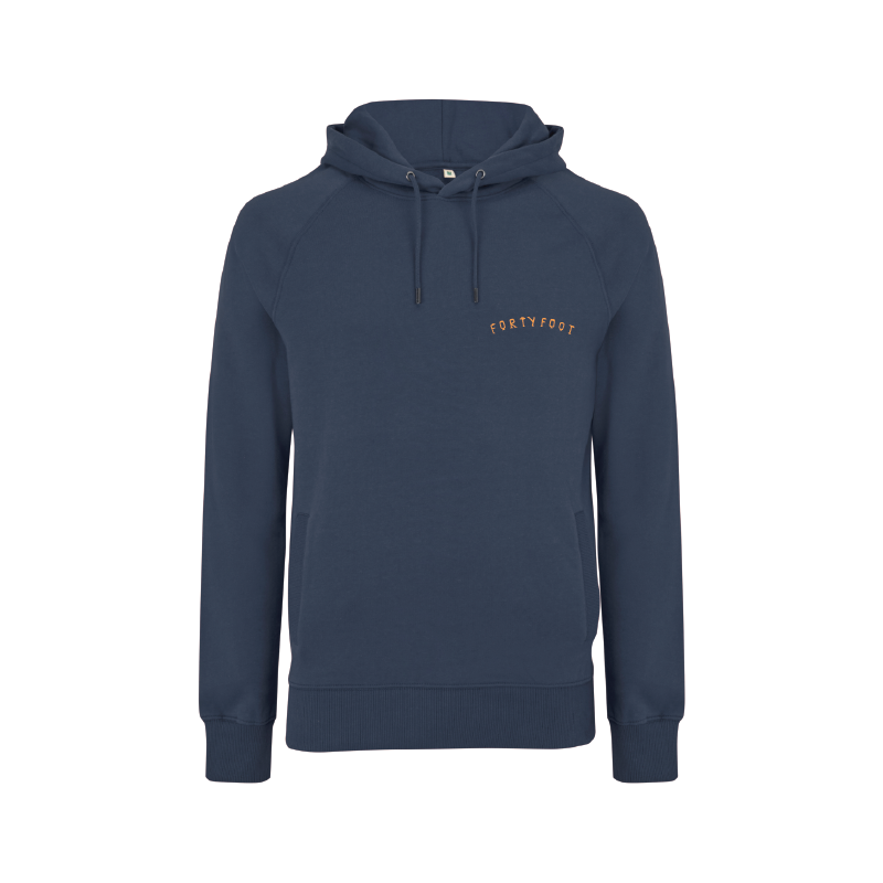 Forty Foot Hoodie | Sunrise Swim | Double-Print