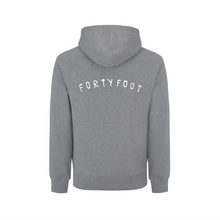 Load image into Gallery viewer, Forty Foot Hoodie | Grey Morning | Double-Print