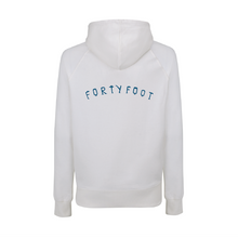 Load image into Gallery viewer, Forty Foot Hoodie | White Water | Double-Print