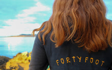 Load image into Gallery viewer, Forty Foot Hoodie | Sunrise Swim | Double-Print