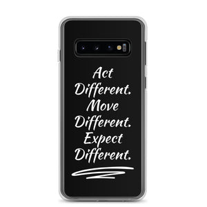 Open image in slideshow, Act Different. Move Different. Expect Different. ™ Samsung Case