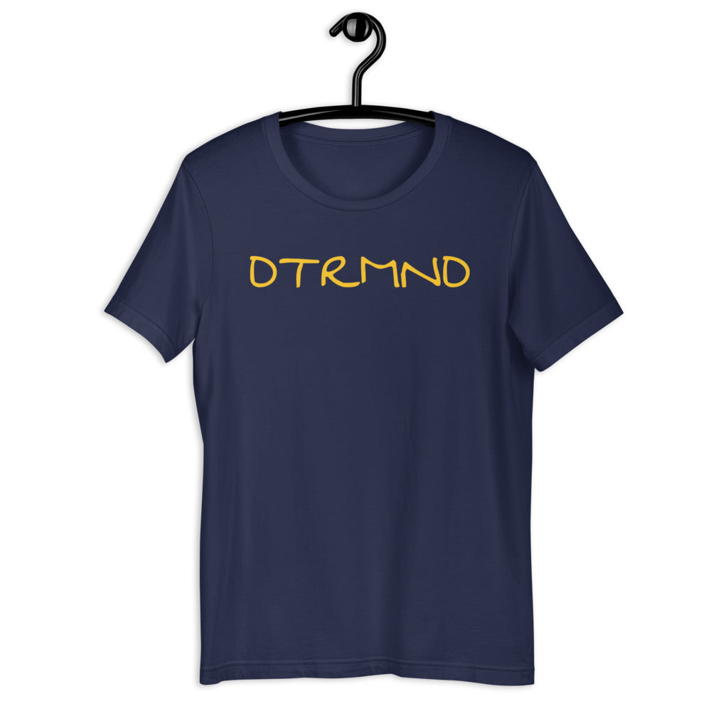 DTRMND Short-Sleeve Unisex T-Shirt