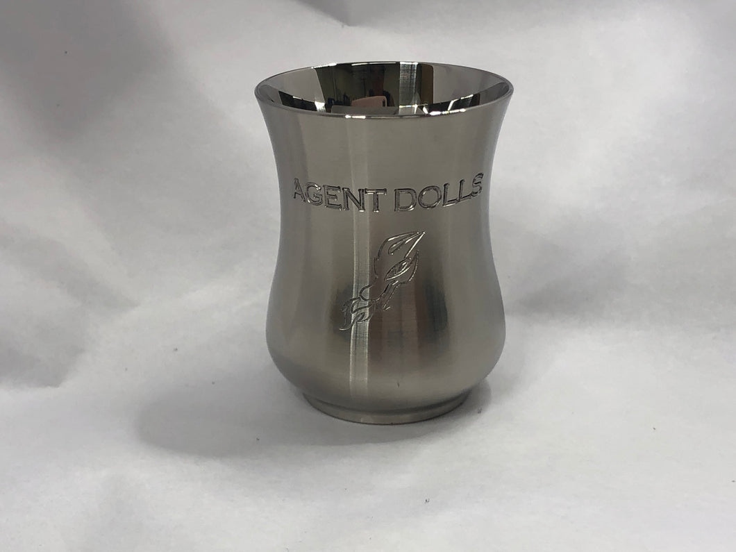 Shot Glass - Stainless Steel 2 oz.