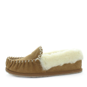 Mens slipper chums by just bee uggs, uggs boots - just bee slippers - mens slippers, moccasin slippers, wool slippers, 100% wool slippers.