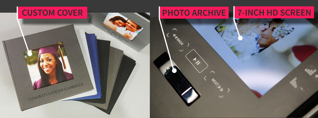 How Digi Photo Books with Video Work