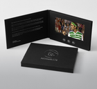 Hardcover Video Brochure with 7 Inch Screen (Minimum 50 Units)
