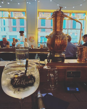 Review: Hotham's Gin School in Leeds
