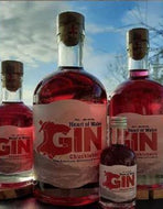 10% Heart of Wales, 70cl Chuckleberry gin