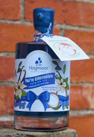 30% off 70cl Hogmoor Distillery GinCredible Charity Gin