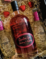 10% Off - 70cl Little Quaker Raspberry and Strawberry Pink Gin