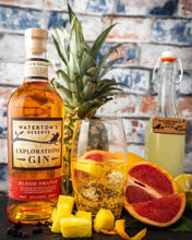 Load image into Gallery viewer, 25% Off - Waterton's Reserve, Blood Orange Explorations Gin 70cl