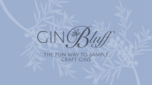 Load image into Gallery viewer, Gin Bluff Tasting Kit & Game