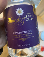10% off - Thunderflower Devon Gin