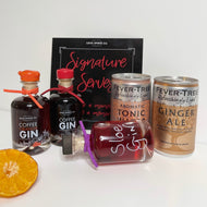 "Lava Spirits ""SLOEGRONI"" cocktail kit"