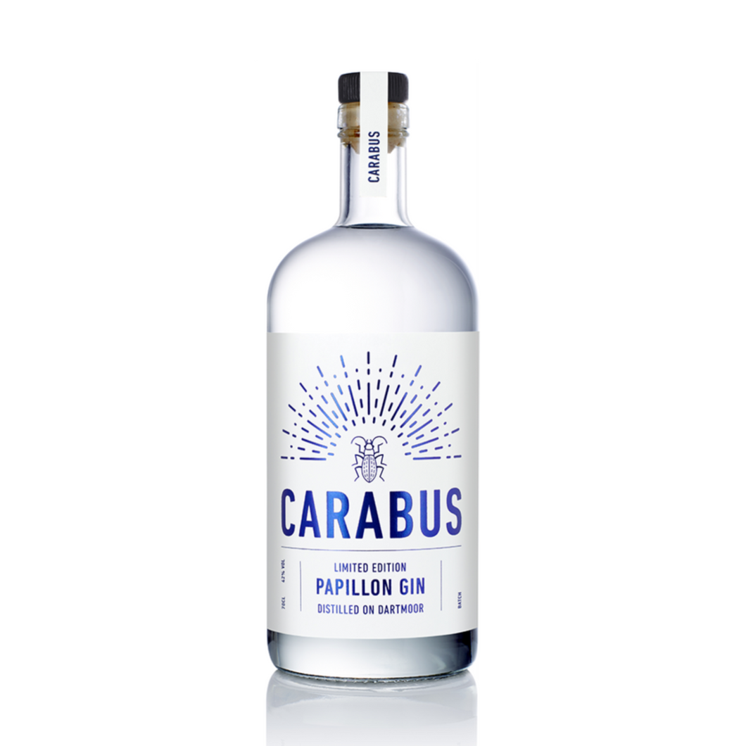 10% Off – 70cl Papillon Carabus Gin